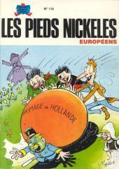 Les pieds Nickelés (3e série) (1946-1988) -110- Les Pieds Nickelés européens