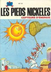 Les pieds Nickelés (3e série) (1946-1988) -111- Les Pieds Nickelés capteurs d'énergie