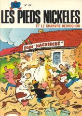Les pieds Nickelés (3e série) (1946-1988) -112- Les Pieds Nickelés et le chanvre berrichon