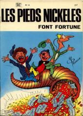 Les pieds Nickelés (3e série) (1946-1988) -12c- Les Pieds Nickelés font fortune