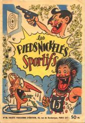 Les pieds Nickelés (3e série) (1946-1988) -13- Les Pieds Nickelés sportifs