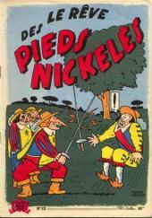 Les pieds Nickelés (3e série) (1946-1988) -23- Le rêve des Pieds Nickelés