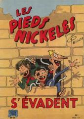 Les pieds Nickelés (3e série) (1946-1988) -26- Les Pieds Nickelés s'évadent