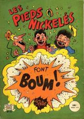 Les pieds Nickelés (3e série) (1946-1988) -34- Les Pieds Nickelés font boum !
