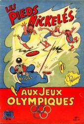 Les pieds Nickelés (3e série) (1946-1988) -36- Les Pieds Nickelés aux Jeux Olympiques