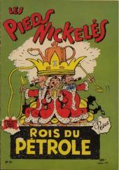 Les pieds Nickelés (3e série) (1946-1988) -37- Les Pieds Nickelés rois du pétrole