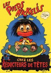 Les pieds Nickelés (3e série) (1946-1988) -42- Les Pieds Nickelés chez les réducteurs de tête