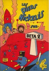 Les pieds Nickelés (3e série) (1946-1988) -51- Les Pieds Nickelés sur Bêta 2