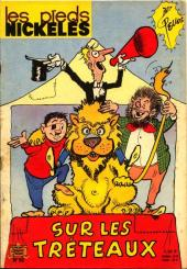 Les pieds Nickelés (3e série) (1946-1988) -55- Les Pieds Nickelés sur les tréteaux