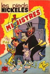 Les pieds Nickelés (3e série) (1946-1988) -56- Les Pieds Nickelés ministres