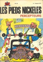 Les pieds Nickelés (3e série) (1946-1988) -75- Les Pieds Nickelés percepteurs