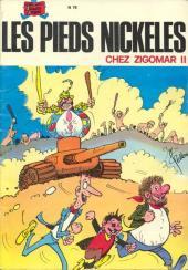 Les pieds Nickelés (3e série) (1946-1988) -76a- Les Pieds Nickelés chez Zigomar II