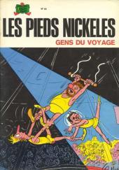 Les pieds Nickelés (3e série) (1946-1988) -85- Les Pieds Nickelés gens du voyage