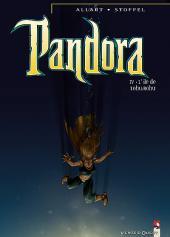 Pandora (Stoffel/Allart) -4- L'île de Tohu-Bohu