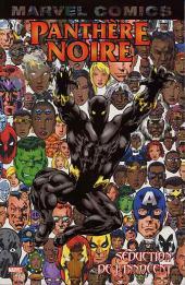Panthère Noire (Marvel Monster) -2- Séduction de l'innocent