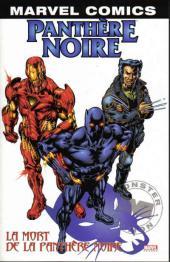 Panthère Noire (Marvel Monster) -3- La mort de la panthère noire