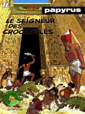 Papyrus -16- Le seigneur des crocodiles