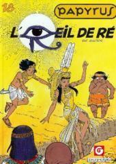 Papyrus -18Pub- L'œil de Ré