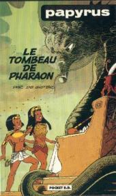 Papyrus -4Poc- Le Tombeau de Pharaon