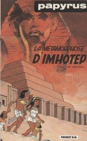 Papyrus -8Poch- La métamorphose d'Imhotep