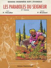 Les paraboles du seigneur -1- 1er volume