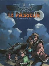 Le passeur (Verelst/Bingono) -1- Les Orphelins du Reich