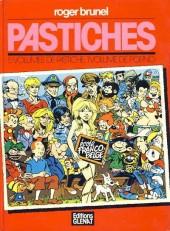 Pastiches -1- École franco-belge