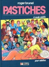 Pastiches -4- École adulte