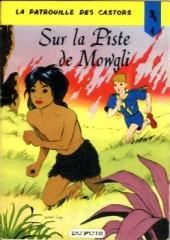La patrouille des Castors -4b- Sur la Piste de Mowgli