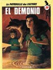 La patrouille des Castors -20b1984- El Demonio