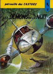 La patrouille des Castors -18b83- Les démons de la nuit