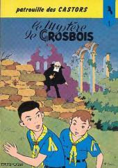 La patrouille des Castors -1d83- Le Mystère de Grosbois