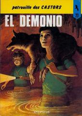 La patrouille des Castors -20a1983- El Demonio