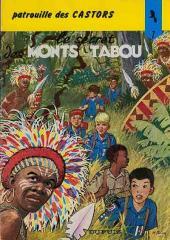 La patrouille des Castors -7c- Le secret des Monts Tabou