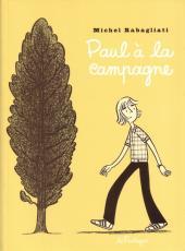 Paul -1b- Paul à la campagne