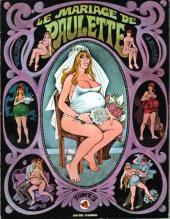 Paulette -3- Le mariage de Paulette