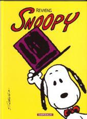 Peanuts -6- (Snoopy - Dargaud) -1a- Reviens snoopy