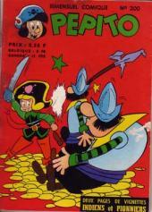 Pepito (1re Série - SAGE) -200- La fortune par les huîtres