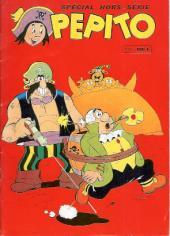 Pepito Magazine (1re série SAGE - GF)  -HS6- Pépito hors série n°6