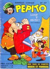 Pepito (1re Série - SAGE) -197- Le Bosco La Banane