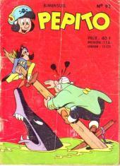 Pepito (1re Série - SAGE) -92- N° 92