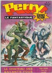 Perry le fantastique -4- Le château des savants fous