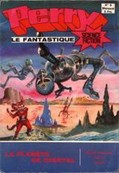 Perry le fantastique -8- La planète de cristal
