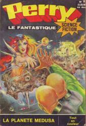 Perry le fantastique -Rec01- Album N°1 (du n°1 au n°3)