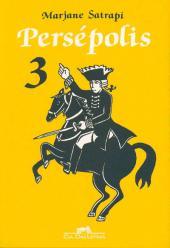 Persépolis (en portugais) -3- Persépolis 3