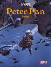 Peter Pan (Loisel) -1Pub- Londres