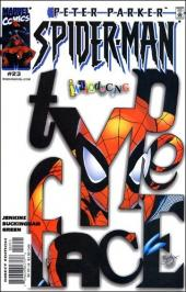 Peter Parker: Spider-Man (1999) -23- Read 'em and weep