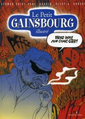 Illustré (Le Petit) (La Sirène / Soleil Productions / Elcy) - Le Petit Gainsbourg illustré