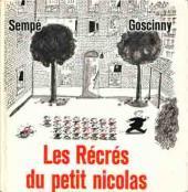 Le petit Nicolas -2- Les récrés du petit Nicolas