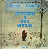 Le petit Nicolas -5- Joachim a des ennuis